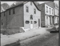 Image of M. Rich's Tavern, photo by Herbert A. Flamm, 1954