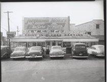 Image of Bay Street Clipper, photo by Herbert A. Flamm, 1952