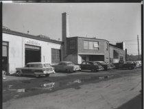 Image of Palma Motors, photo by Herbert A. Flamm, 1956