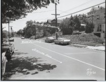 Image of [Richmond Road at Edgar Place] - Negative, Film