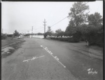 Image of [Clarke Avenue at Wilder Avenue] - Negative, Film