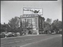 Image of Bay Street, photo by Herbert A. Flamm, 1957