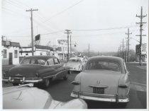 Image of [Forest Avenue at Richmond Avenue] - Negative, Film