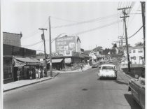 Image of Amboy Road at Giffords Lane, photo by Herbert A. Flamm, 1960