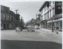 Image of Richmond Terrace, photo by Herbert A. Flamm, ca. 1950-1955