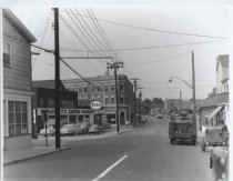 Image of Amboy Road, photo by Herbert A. Flamm, 1955