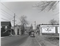 Image of Jewett Avenue, photo by Herbert A. Flamm, ca. 1945-1955