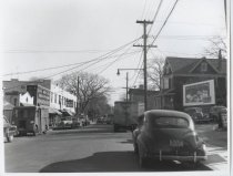 Image of Forest Avenue, photo by Herbert A. Flamm. ca. 1950-1955