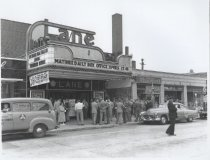 Image of Event at the Lane Theater, photo by Herbert A. Flamm, 1953