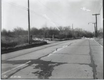 Image of Arthur Kill Road at Doane and Colon, photo by Herbert A. Flamm,1956