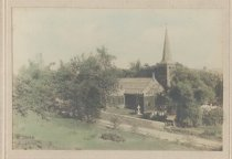 Image of St. Andrew's Church, photo by Frederick M. Simonson, ca. 1914