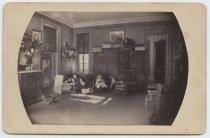 "Image of [Child's room, Anson Phelps Stokes house ""Bay Villa""] - Print, Photographic"