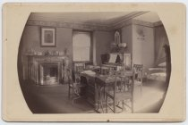 """Image of [Parlor, Anson Phelps Stokes house """"Bay Villa""""] - Print, Photographic"""