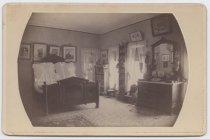 "Image of [Bedroom, Anson Phelps Stokes house ""Bay Villa""] - Print, Photographic"