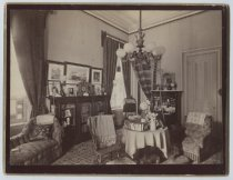 "Image of [Parlor, Anson Phelps Stokes house ""Bay Villa""] - Print, Photographic"
