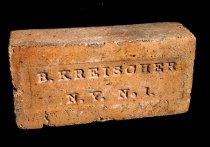 Image of angled view of brick
