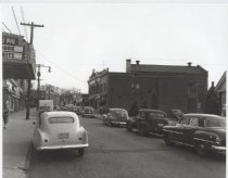 Image of Main Street, photo by Herbert A. Flamm, 1951
