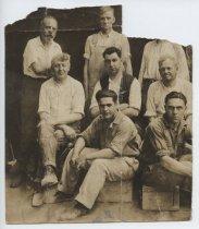 Image of Atlantic Terra Cotta Company workers, ca. 1920-1930