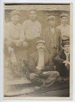 Image of Atlantic Terra Cotta Company workers, ca. 1920