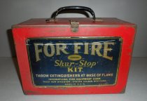 Image of Extinguisher, Fire -