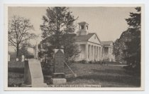 Image of The Moravian Church, New Dorp, S.I. - Postcard