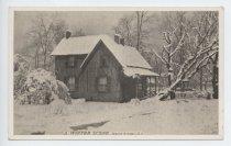 Image of A Winter Scene, Jewett Avenue, S.I. - Postcard