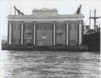 Image of [Marine Repair Shop, Pier 15, Foreign Trade Zone] - Negative, Film