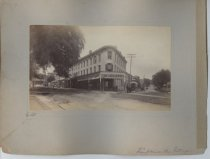 Image of Tompkinsville, photo by Isaac Almstaedt, ca. 1886