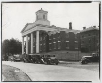 Image of [Third County Courthouse and jail] - Print, Photographic