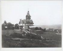 Image of Horrmann Castle, Grymes Hill, ca. 1910-1920