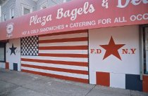 Image of Plaza Bagels & Deli, photo by Amesse Photography, 2002