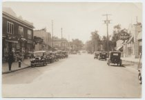 Image of New Dorp Lane, photo by Herbert A. Flamm, 1930