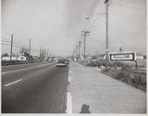 Image of Hylan Boulevard, photo by Herbert A. Flamm, 1957