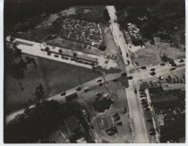 Image of [Aerial view of Al Deppe's Restaurant] - Print, Photographic