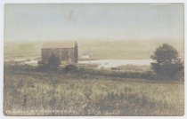Image of Old Mill at Richmond, S.I. - Postcard