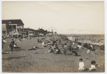 Image of Midland Beach, photo by Ernest Seehusen, ca. 1909