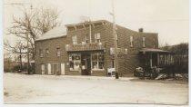 Image of Acorn Inn Restaurant, photo by C.A. Sykes, 1936