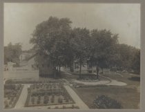 Image of [Eckstein Norton house] - Print, Photographic