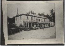 Image of Washington Hotel, ca. 1890 (copy print)