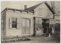 Image of Edmund N. Crocheron's Store, ca. 1880s-1890s