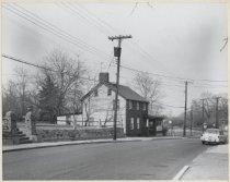 Image of Richmond Road toward Arthur Kill Road, photo by Michael Koledo, 1963