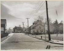 Image of [Richmond Road from Arthur Kill Road] - Print, Photographic