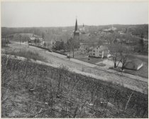 Image of [View of Richmond from LaTourette Golf Course] - Print, Photographic