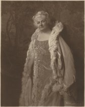 Image of Portrait of Maud Morgan, photo by Underwood & Underwood, ca. 1910s