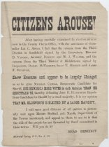Image of Politics Collection - Citizens Arouse!