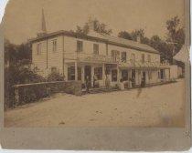 Image of Washington Hotel, ca. 1890
