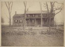 Image of Edmund S. Crocheron house, ca 1880-1900