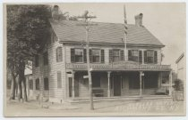 Image of Dobler's Court House Hotel, Richmond, Staten Island, ca. 1909