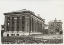 Image of Richmond County Jail, photo by Ernest Seehusen, ca. 1907