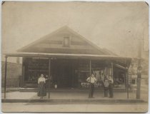 Image of H.S. Brower hardware store, photo by Bolter Bros., 1918